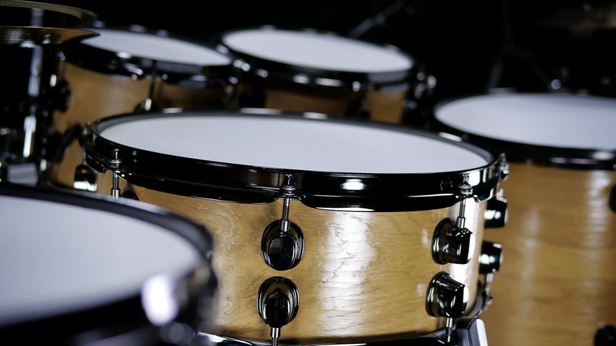 jobeky acoustic electronic drums with drum sample software. Black Bedroom Furniture Sets. Home Design Ideas